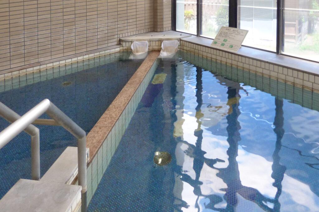 温泉センター 美人の湯・渡瀬温泉 - わたぜおんせん -の浴室